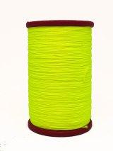 MUZ撚り済み:OYALI人工シルク糸|4本撚り糸|7000|蛍光