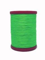 MUZ撚り済み:OYALI人工シルク糸|4本撚り糸|7001|蛍光