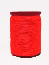 MUZ撚り済み:OYALI人工シルク糸|4本撚り糸|7003|蛍光