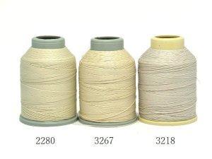 画像2: Leylak|4本撚り人工シルク糸|3218