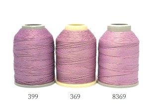 画像2: Leylak|4本撚り人工シルク糸|8369