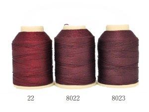 画像2: Leylak 4本撚り人工シルク糸 8022
