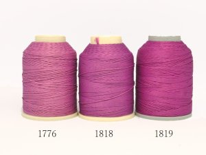 画像2: Leylak|4本撚り人工シルク糸|1819