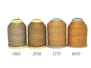 画像2: Leylak|4本撚り人工シルク糸|2930