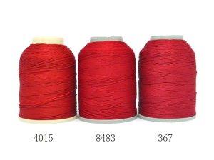 画像2: Leylak|4本撚り人工シルク糸|8483
