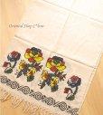 画像9: ふわり軽いコットン☆トカット:木版:手押しストール・エルバン(多色・5色)|アナルクズル(母娘)きなり
