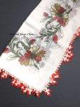 画像3: ナウルハン アンティークイーネオヤスカーフ シルク糸 ゲリンパルマーウ(花嫁の指) (3)