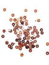 超特価★スパンコール|3mm|ココア(メタル)・40g