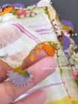 画像2: 珍しいアイドゥン|エフェオヤ|手織りシルク布|シルクイーネオヤ