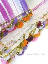 エフェオヤ|アイドゥン|珍品|手織りシルク布|シルクイーネオヤ