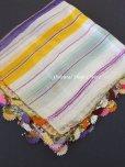 画像7: 珍しいアイドゥン|エフェオヤ|手織りシルク布|シルクイーネオヤ