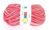 ボディタオル[リフ・エコたわし]製作毛糸|NAKO|二色BonbonKristal|427
