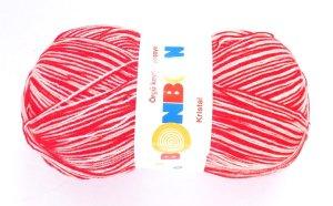 画像1: ボディタオル[リフ・エコたわし]製作毛糸|NAKO|二色BonbonKristal|427