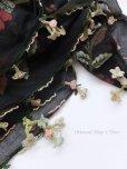画像12: キュタフヤ・タウシャンル|アンティークイーネオヤスカーフ|シルク糸|水仙
