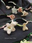 画像9: キュタフヤ・タウシャンル|アンティークイーネオヤスカーフ|シルク糸|水仙