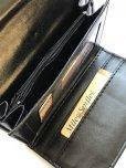 画像9: トルコ絨毯柄|三つ折り財布・ブルー系