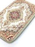 画像2: トルコ絨毯柄|カード・小銭入れ|G
