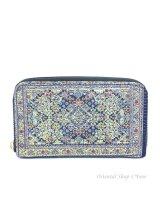 トルコ絨毯柄|カード・小銭入れ|D