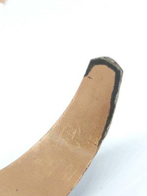 画像5: エスニックデザイン★トルコ製|銅のブレスレット|イエローグリーン系
