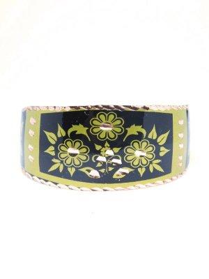 画像3: エスニックデザイン★トルコ製|銅のブレスレット|イエローグリーン系