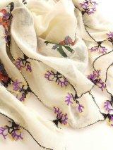 ブルサ:イズニック|アンティークオヤスカーフ|大きなイーネオヤ(ナイロン糸)|Z12
