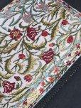 画像7: トルコ絨毯柄|ファスナー長財布|カーネーション