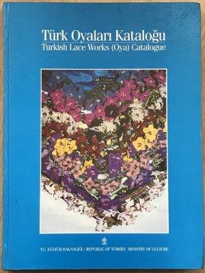 画像1: 再入荷:TURK OYALARIl KATALOGU-2第二版 ・トルコオヤ辞典-2:絶版