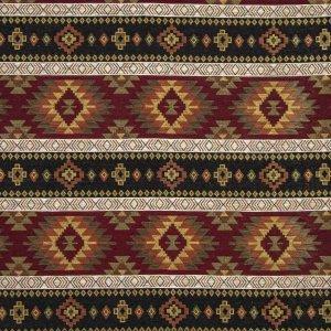 画像1: トルコ|キリム柄布|140cm×100cm