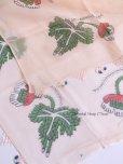 画像7: 東アナトリア・エラズー|アンティークオヤスカーフ|シルク糸イーネオヤ|扇