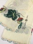 画像7: 東アナトリア・エラズー|アンティークオヤスカーフ|シルク糸イーネオヤ|花