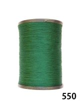 MUZ撚り済み:人工シルク糸|3本撚り糸|550