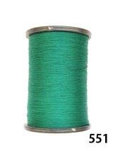 MUZ撚り済み:人工シルク糸|3本撚り糸|551