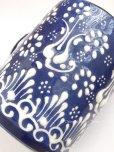 画像5: マグカップ キュタフヤ*陶器 カラフル 青トーン系